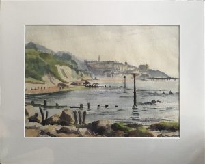 Ventnor Isle of Wight original watercolour
