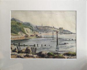 Ventnor Isle of Wight original watercolour