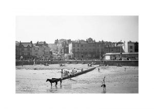 Vintage photograph Ryde Esplanade Isle Of Wight