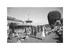 Vintage Photograph of Ryde Pavilion Isle of Wight