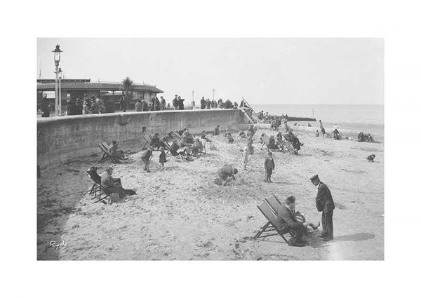 Vintage photograph Ryde Isle Of Wight