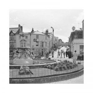 Vintage photograph Ryde Union Street Isle Of Wight