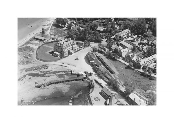Vintage photograph Bembridge Isle Of Wight