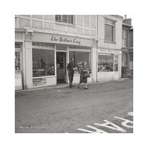 Vintage photograph The Pedlars Tray Seaview Isle Of Wight