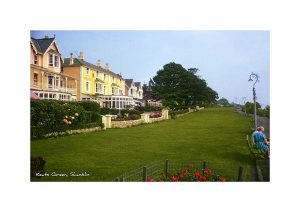 Vintage photograph of Keats Green Shanklin Isle Of Wight