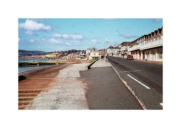 Vintage photograph Culver Sandown Isle Of Wight