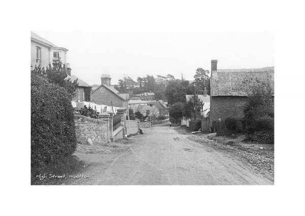 Vintage Photograph Wootton Bridge Isle Of wight