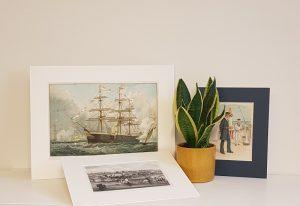 Vintage & Antique Prints & Originals