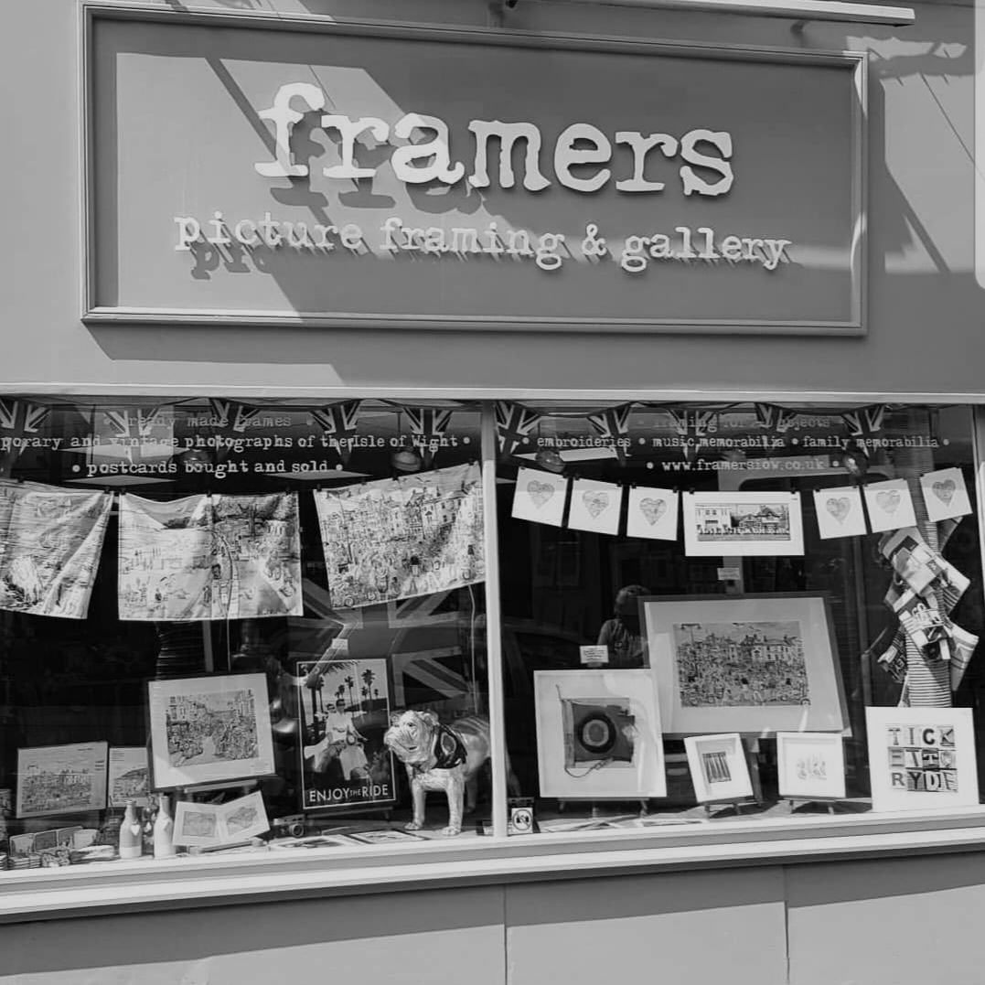 Framers Picture Framing, Gallery and Online Shop