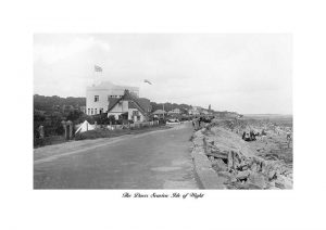 Vintage photograph the duver seaview isle of wight