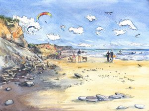 compton surfers isle of wight maria ward island artist